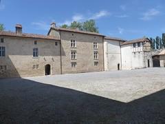 Abbaye d'Arthous, Hastingues, Landes (Marie-Hélène Cingal) Tags: paysdorthe landes aquitaine nouvelleaquitaine 40 hartingues arthous france sudouest