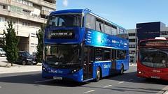 BlueStar 1250 (HF68 DXU) Southampton Central 9/6/19 (jmupton2000) Tags: hf68dxu alexander dennis enviro 400 mmc city trident blue star goahead south coast uk bus