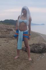 Shooting Kida - Atlantis - Harue Cosplay - Les Salins - 2019-05-25- P1677178 (styeb) Tags: shoot shooting cosplay 2019 mai 25 lessalins plagedessalins hyeres kida atlantis disney