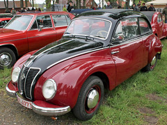 F9 (Schwanzus_Longus) Tags: bruchhausen vilsen german germany east ddr gdr old classic vintage car vehicle sedan saloon ifa f9