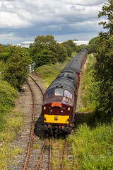 37668 Ashton 090619 N63A3172-a (Tony.Woof) Tags: 37668 1z28 branch line society sunday yicker ashton makerfield bls