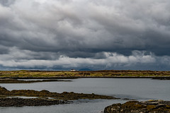 Stormy Loch Euphort (claire.poole4) Tags: locheuphort northuist scotland clouds colours landscape landscapephotography nikon storm