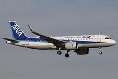 JA216A NRT 20.12.2018 (Benjamin Schudel) Tags: airbus a320 nrt tokyo international japan ana all nippon airways neo ja216a