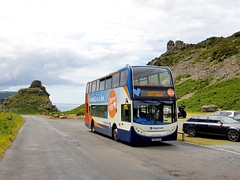 Photo of 15431 Stagecoach South West Valley of the Rocks Lynton June 2019