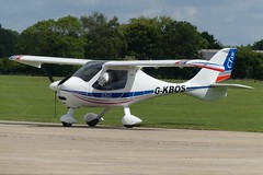 Flight Design CTsw G-KBOS (Gavin Livsey) Tags: sywell gkbos ctsw flightdesign