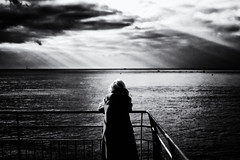 L'absence... (JM@MC) Tags: loneliness qolitude blackandwhite marseille noiretblanc