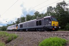 67006 (91119 DIT) - 0Z91. (Andy.Parkinson) Tags: 67006 royalsovereign 91119 boundsgreenintercitydepot19772017 0z91 bamfurlong wcml westcoastmainline class67 class91
