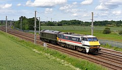 West Coast to the East Coast Move (garstangpost.t21) Tags: 91119 intercity 67006 winwick 0z91 crewe doncaster