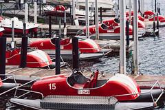 Red Pedalboats (Bephep2010) Tags: red rot boot schweiz switzerland tessin boat spring ticino sony alpha lugano pedalo frühling pedalboat 2019 tretboot lakelugano lagodilugano luganersee kantontessin ⍺7iii ilce7m3 7markiii sel24105g