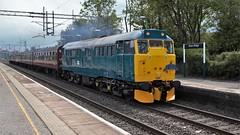 Last in Class (TimboM) Tags: branchlinesociety bls railtour charter 1z28 thesundayyicker 31128 class31 class313 class37 class376 37668 westcoastrailways charybdis nemesisrail actonbridge actonbridgestation