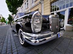 1965 Mercedes-Benz 220SE W111 (Car fotographer) Tags: w111