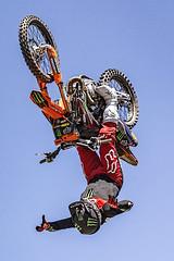 A55T8644 (Nick Kozub) Tags: brett turcotte fmx freestyle motocross demo demonstration airborne altitude kiss sky icarus motorcycle armageddon escape gravity insane cloud day monster energy compound pushpull eos photography f1 canada canon ef usm l 100400 f4556 is