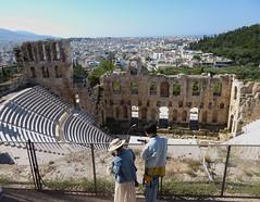 Ampitheatre where theatre originated. (dramadiva1) Tags: