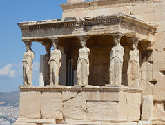 The porch of the Caryatids (dramadiva1) Tags: