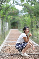 IMG_9927 (攝影玩家-明晏) Tags: 人 人像 戶外 outdoor pretty portrait girl woman 女生 女孩 美女 辣妹 君白