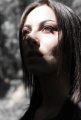 DSC_7929 (PerceptionPhotoManon) Tags: portrait fumé nature provence brignoles ombres