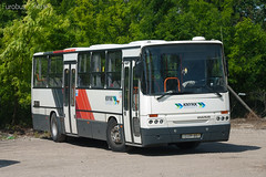 GVP-951 - Ikarus C56 (Eurobus Online) Tags: knykk enying hungary ikarus