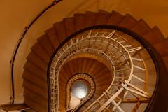 Infinito (lizarazoom) Tags: infinite prague stairs