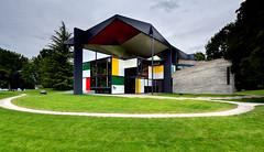 Le Corbusier (Guy Goetzinger) Tags: corbusier d850 nikon goetzinger heidi weber zürich house parc maison haus architecture architektur 1967 museum