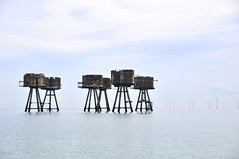 DSC_1514 (Thomas Cogley) Tags: red sands fort maunsell army world war two 2 ii ww2 wwii defence antiaircraft tower metal rust decay river thames sea water old historic project redsand history