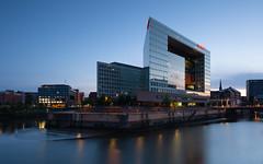SPIEGEL (elbkind_dennis) Tags: hamburg spiegel spiegelhaus longexposure fuji fujifilm lights urban city cityscape architecture