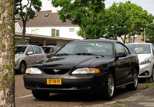 1998 Ford Mustang 3.8 V6 [1999]