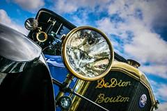 '21 De Dion Bouton Torpedo 10 HP (The_masked_GB) Tags: oldcar vintagecar classiccar gppau frenchcar oldtimer prewarcar dedion dedionbouton torpedo phaeton cardetail bluesky carbadge carlogo