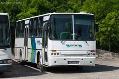 JHZ-334 - Ikarus 256.42 (Eurobus Online) Tags: knykk enying hungary ikarus