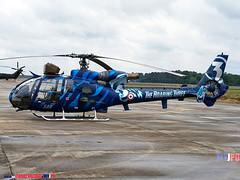 French SA-342M Gazelle Viviane (milinme.myjpo) Tags: french alat sa342m gazelle viviane 3erégimentdhélicoptèresdecombat 3erhc natotigermeet2019 ba118 montdemarsan