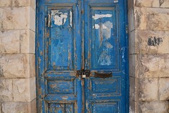 Old door (Amman, Jordan 2019)