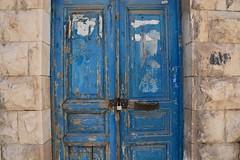 Old door (Amman, Jordan 2019)