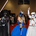 Princesses Darth Vader, Boba Fett & Storm Trooper