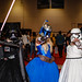 Princesses Darth Vader, Boba Fett & Storm Trooper