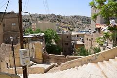 Street to the Citadel (Amman, Jordan 2019)