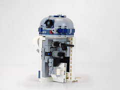 R2D2 and BB8 midi-scale 31 (fnxrak) Tags: lego starwars star astromech fnxrak moc droid r2d2 wars midiscale