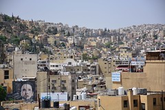 View on Al Rjoum (Amman, Jordan 2019)
