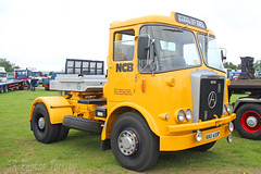 Atkinson Borderer NCB KKU 655P (SR Photos Torksey) Tags: transport truck haulage hgv lorry lgv logistics road commercial vehicle aec rally newark 2019 vintage classic atkinson borderer ncb