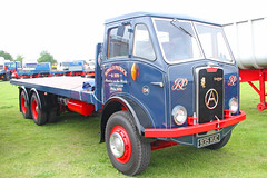 Atkinson 935 XUC (SR Photos Torksey) Tags: transport truck haulage hgv lorry lgv logistics road commercial vehicle aec rally newark 2019 vintage classic atkinson