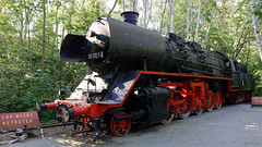 Lok 50 3707-2 (Pascal Volk) Tags: berlin schöneberg naturparksüdgelände berlintempelhofschöneberg 5037072 baureihe50 deutschereichsbahn dampflokomotive dampflok steamlocomotive locomotoradevapor wideangle weitwinkel granangular superwideangle superweitwinkel ultrawideangle ultraweitwinkel ww wa sww swa uww uwa canoneosr canonef1635mmf4lisusm 24mm dxophotolab