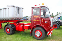 Atkinson Borderer LJ Brumpton (SR Photos Torksey) Tags: transport truck haulage hgv lorry lgv logistics road commercial vehicle aec rally newark 2019 vintage classic atkinson borderer brumpton tipper
