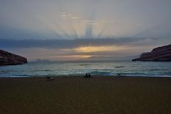 Sunset / Bucht von Matala (Sentilo) Tags: matala kreta
