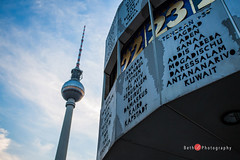 2991 (Bethie Inthesky) Tags: germany berlin german capital europe tvtower lookup number alexanderplatz world