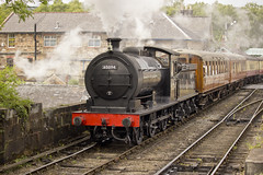 J27 no.65894 (alts1985) Tags: j27 no65894 nymr north yorkshire moors railway steam train grosmont 050619