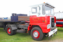 Atkinson Becketts of Barnburgh (SR Photos Torksey) Tags: transport truck haulage hgv lorry lgv logistics road commercial vehicle aec rally newark 2019 vintage classic atkinson
