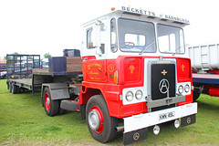 Atkinson Becketts of Barnburgh KWN 45L (SR Photos Torksey) Tags: transport truck haulage hgv lorry lgv logistics road commercial vehicle aec rally newark 2019 vintage classic atkinson becketts barburgh