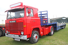 Scania 111 RSH 146S (SR Photos Torksey) Tags: transport truck haulage hgv lorry lgv logistics road commercial vehicle aec rally newark 2019 vintage classic scania 111