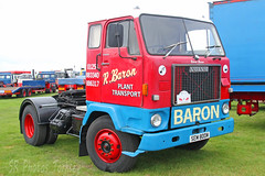 Volvo F88 R Baron SEM 800M (SR Photos Torksey) Tags: transport truck haulage hgv lorry lgv logistics road commercial vehicle aec rally newark 2019 vintage classic volvo baron f88