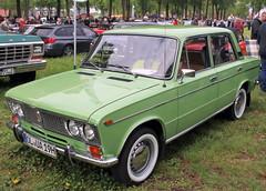 1500S (Schwanzus_Longus) Tags: bruchhausen vilsen german germany russia russian old classic vintage car vehicle sedan saloon lada 1500 1500s vaz 2103