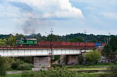 ST44-1106 (Mariusz Sychowicz) Tags: pkp pkpcargo st44 m62 polskakolej gagarin iwan sergey train gagar diesellok railway lokomotywa railwayphotography 14d40