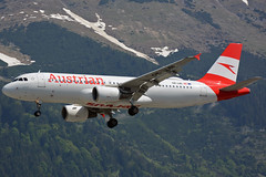 OE-LBL (toptag) Tags: airbusa320214 airbus oelbl inn lowi innsbruck aviation austrian tirol mountains snow